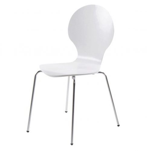 Hugo White Dining Chair