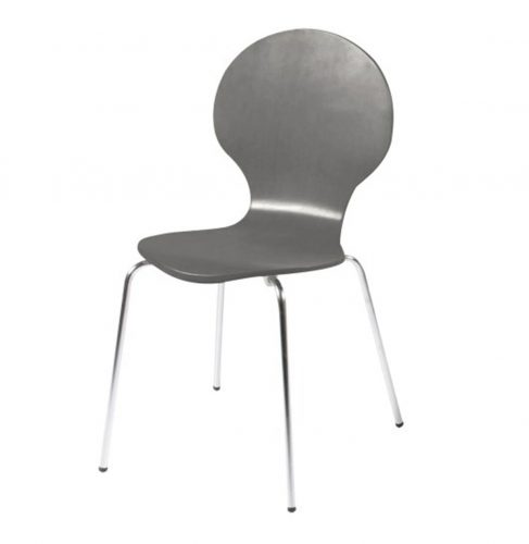 Hugo Grey Dining Chair