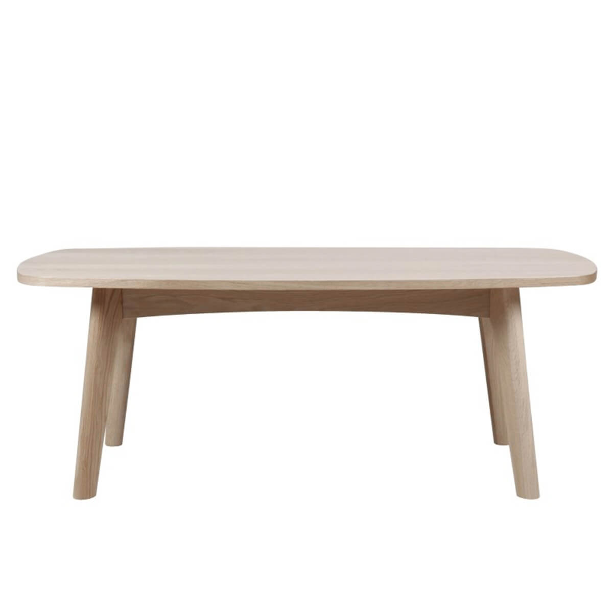 Marte Solid Wood Coffee Table