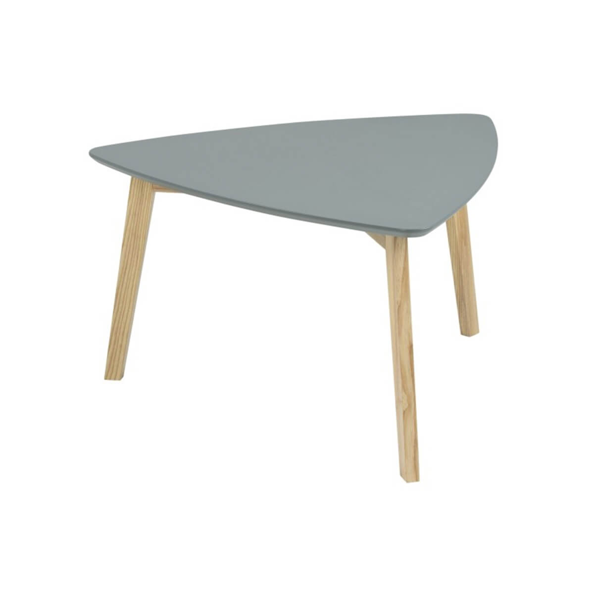 Vitis Grey Triangular Coffee Table