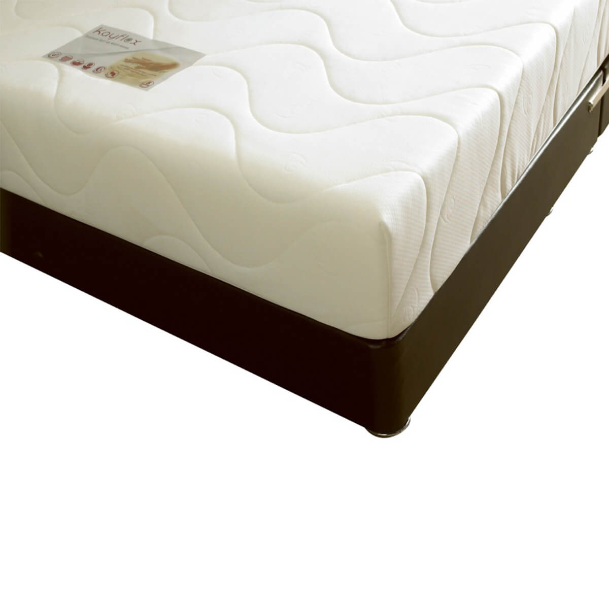 SilverFlex Memory Foam Mattress 20cm Depth