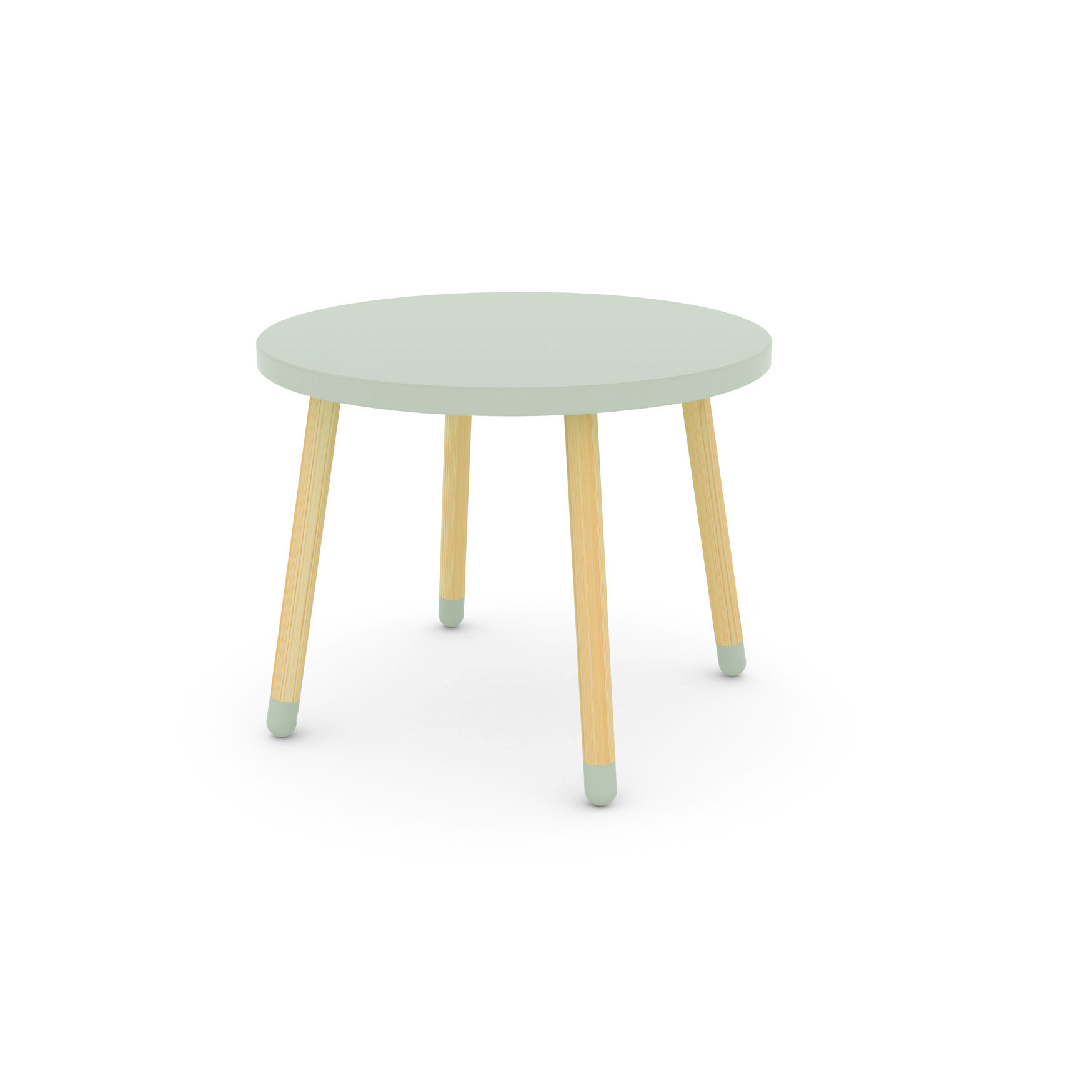 Flexa Play Childrens Table - Mint Green at FADS.co.uk