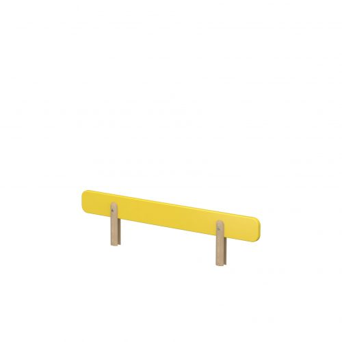 Flexa Play - Single Bed Safety Rail - Yellow at FADS.co.uk