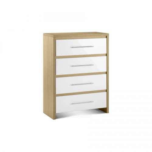 stockholm-white-gloss-and-oak-four-drawer-chest