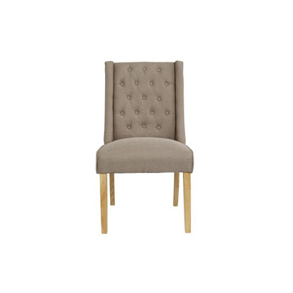 verona beige taupe dining chair