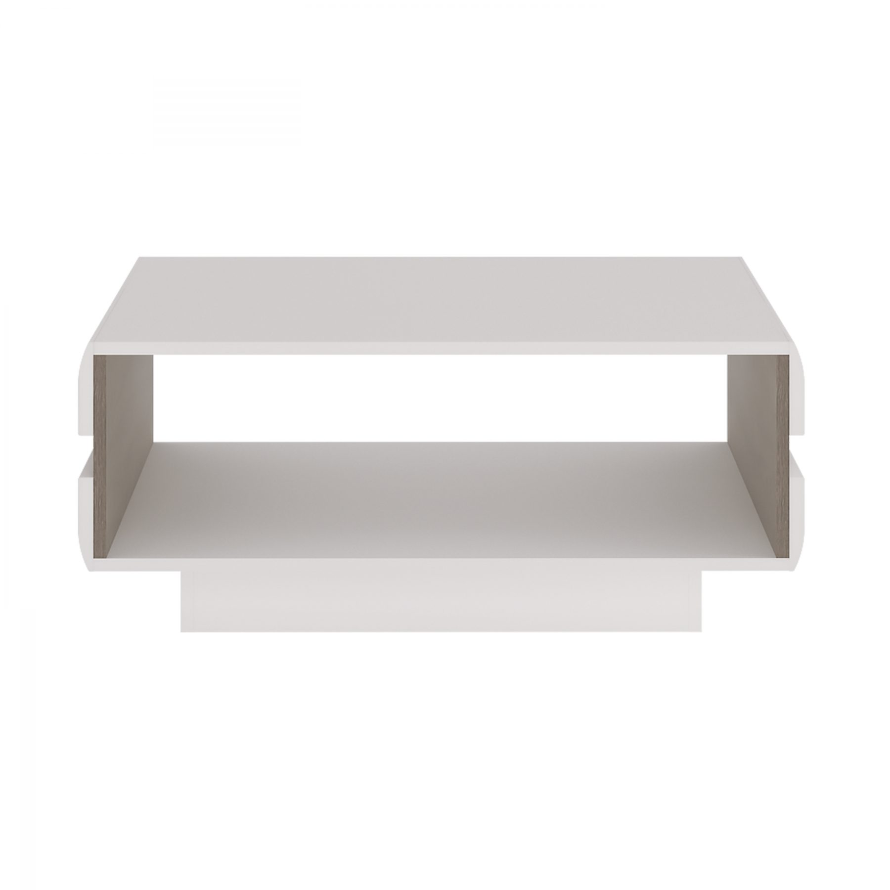 Mode White Gloss Coffee Table 1