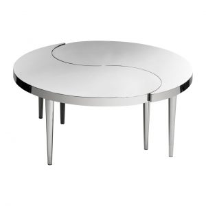 Allure Stainless Steel Coffee Table