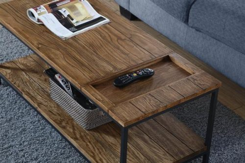 Country Oak Coffee Table 1