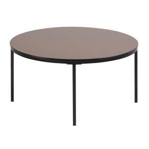 Gina Bronze Mirrored Coffee Table