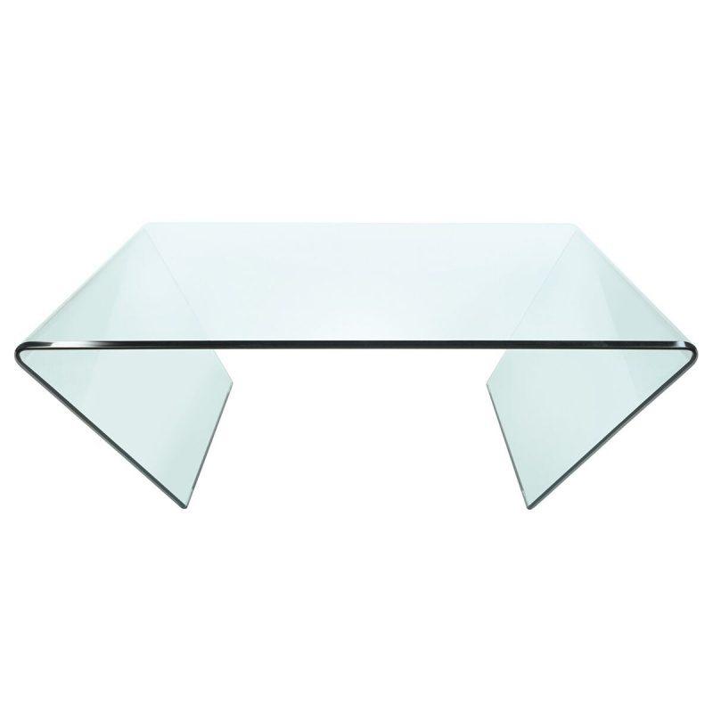 Horizon Glass Coffee Table
