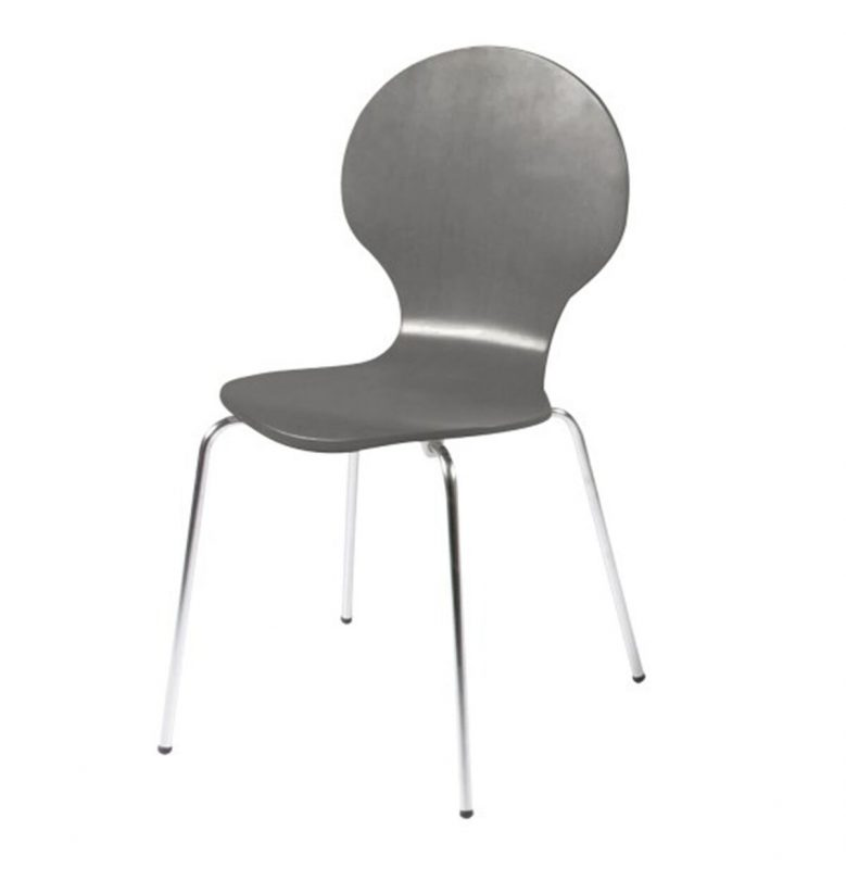 Hugo Grey Dining Chair