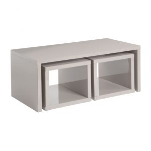 Madrid Light Grey Coffee Table