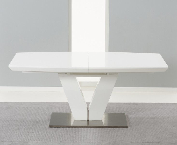 Malibu Extending Dining Table 2