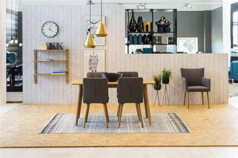 Nagano Oak Dining Table 3