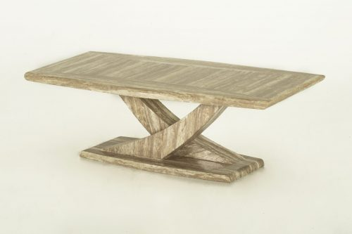 Olympia Beige Marble Coffee Table 1