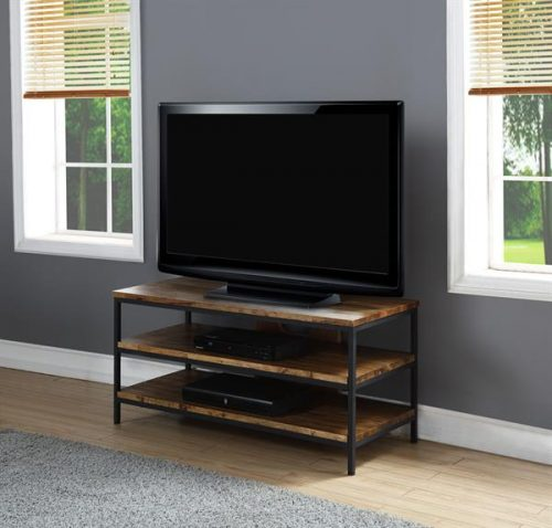 Jual Country Oak TV Stand 4