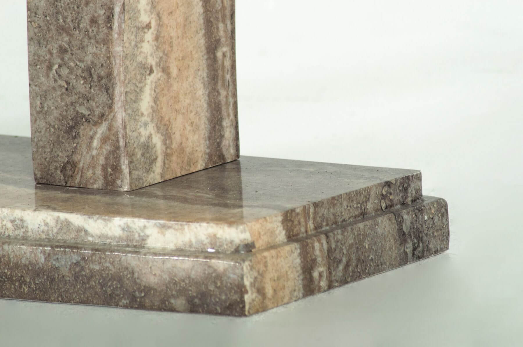 Amalfi Pearl Grey 160cm Dining Table 7