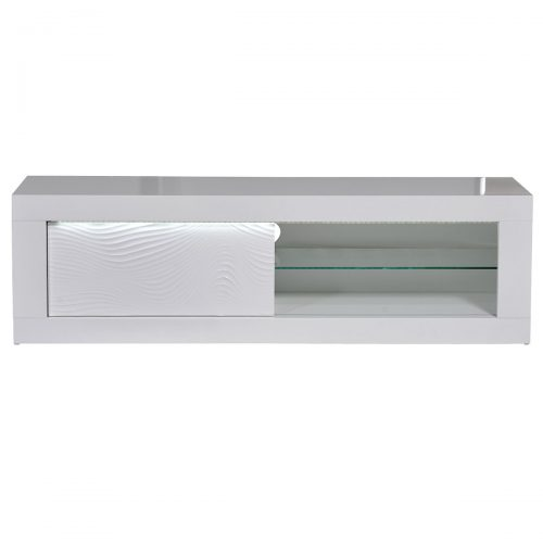 Karma White Gloss TV Unit
