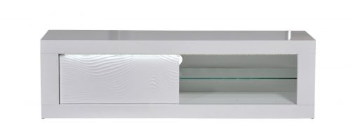 Karma White Gloss TV Unit 6