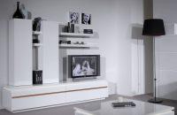 Logan TV Unit White Gloss 6