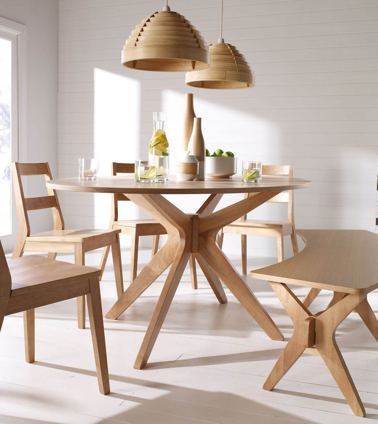 Solna Oval Dining Table 2