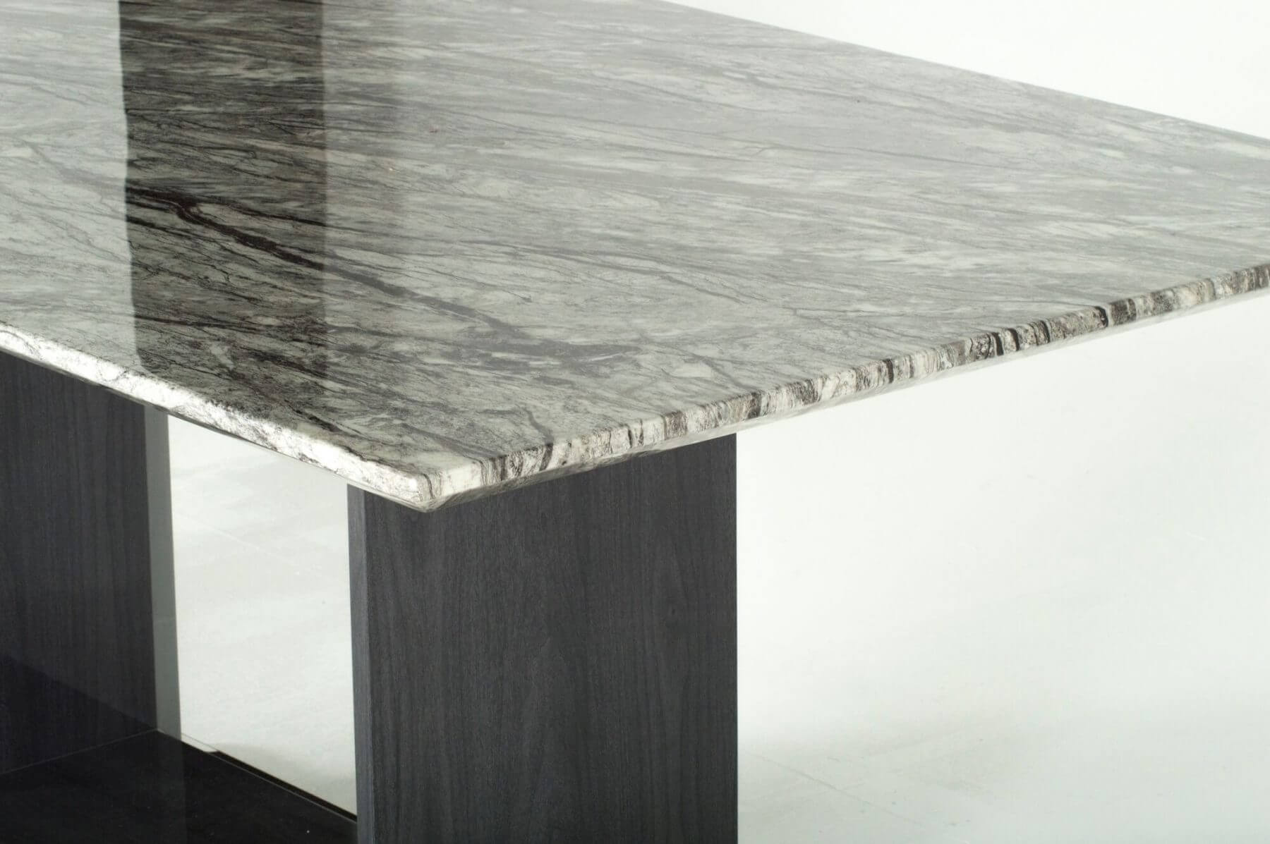 Rina 160cm Marble Dining Table 2