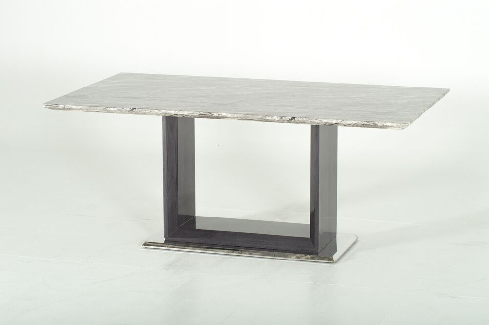 Rina 160cm Marble Dining Table 5
