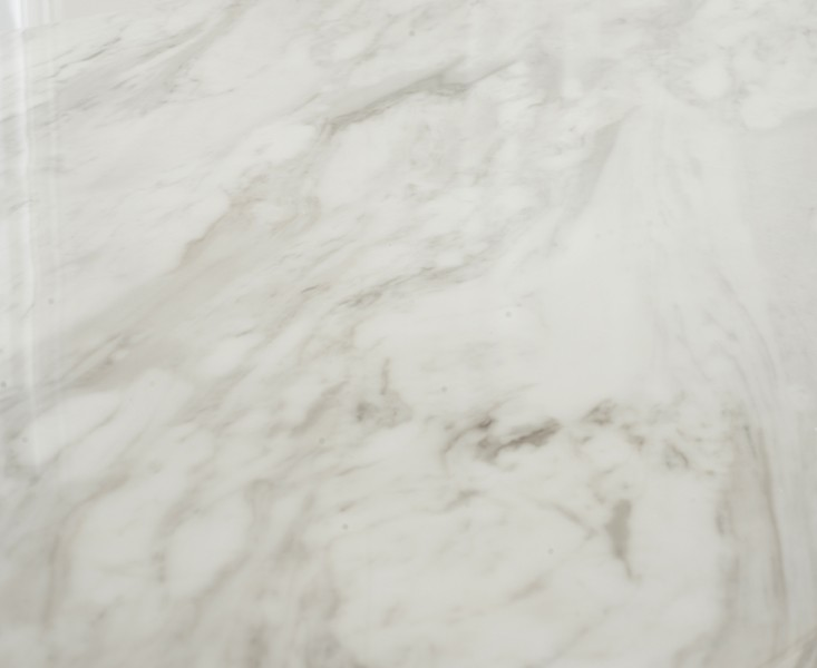 Sintra Cream & Black Marble Dining Table 7