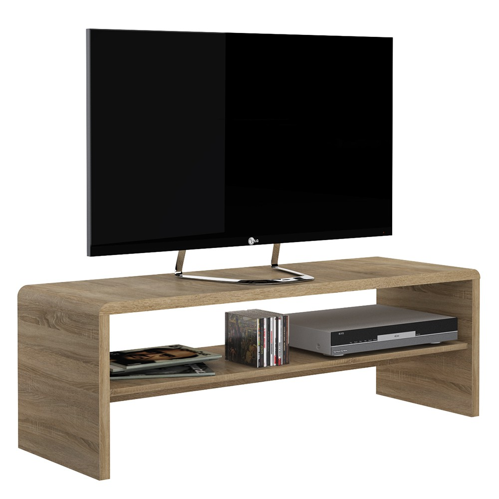 sonama oak tv stand modern tv units free delivery fads. Black Bedroom Furniture Sets. Home Design Ideas