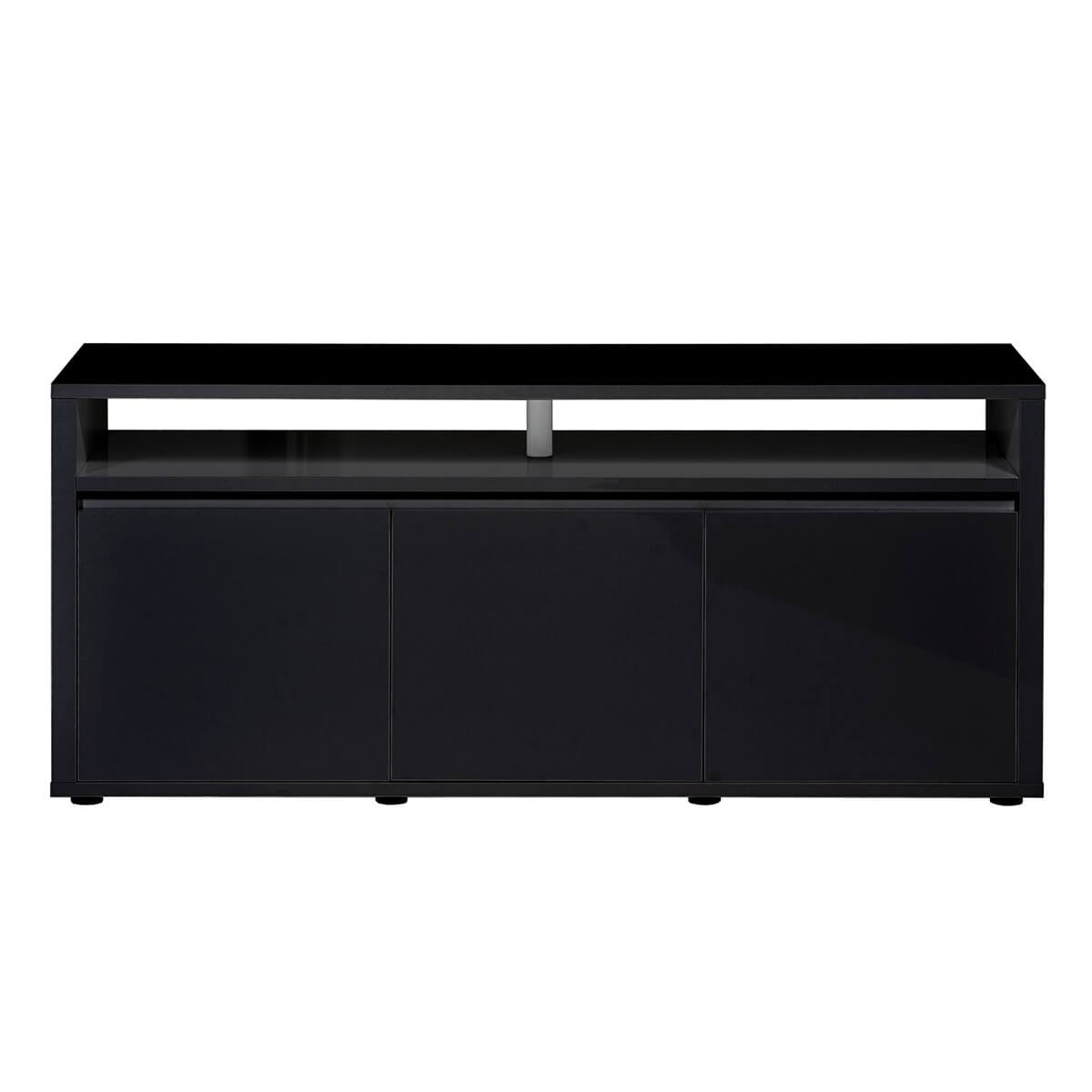 Urbana TV Unit 150cm Black High Gloss