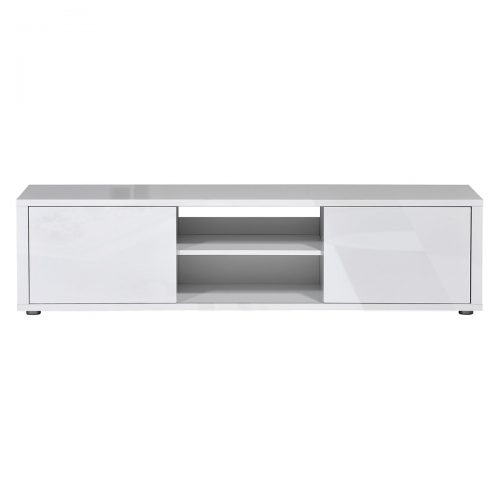 Urbana White Gloss TV Unit