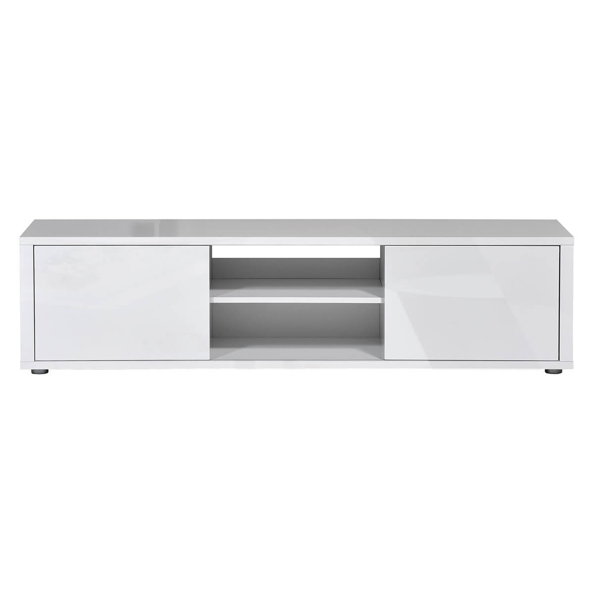 Urbana TV Unit 160cm White High Gloss