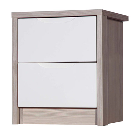April-champagne-and-cream-2-drawer-bedside-table