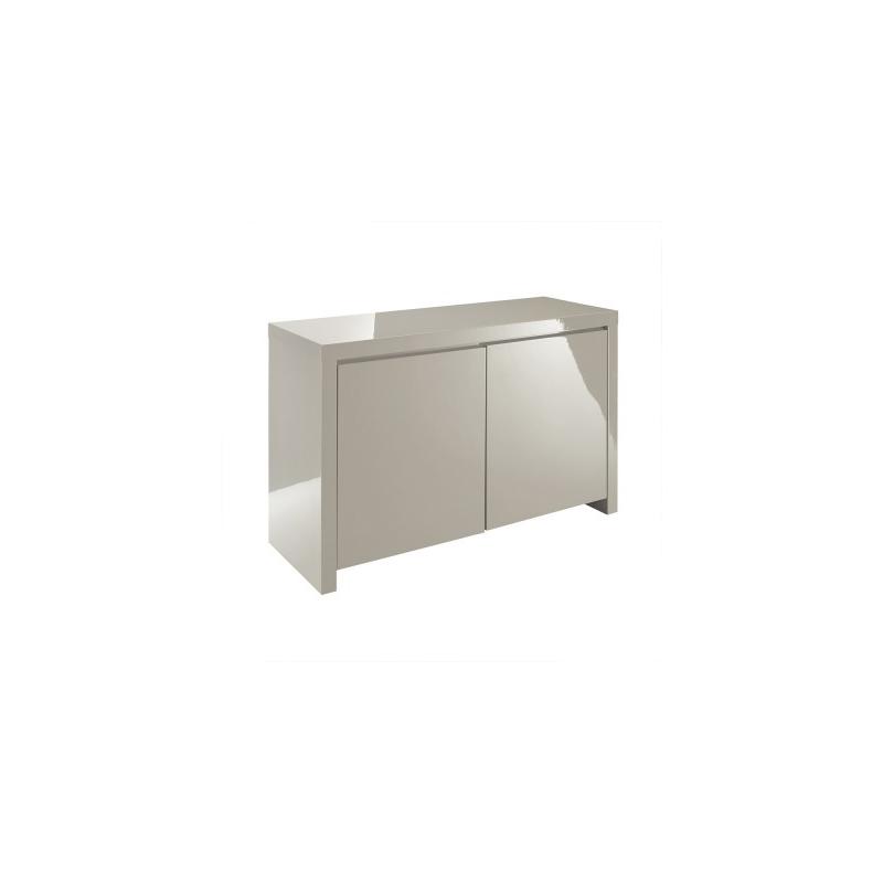PUro Sideboard Grey side