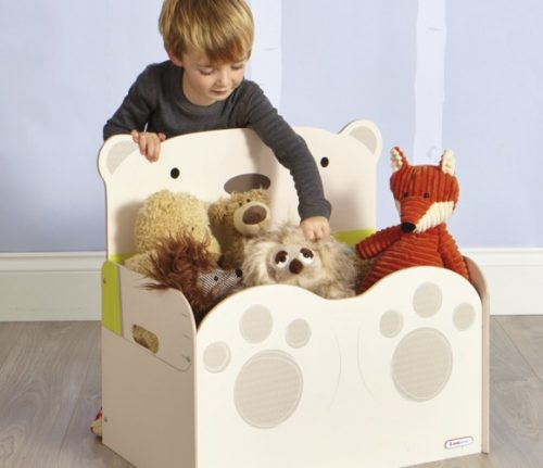 BabyBear Toy Box 3
