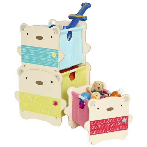 BabyBear Storage Stack 2