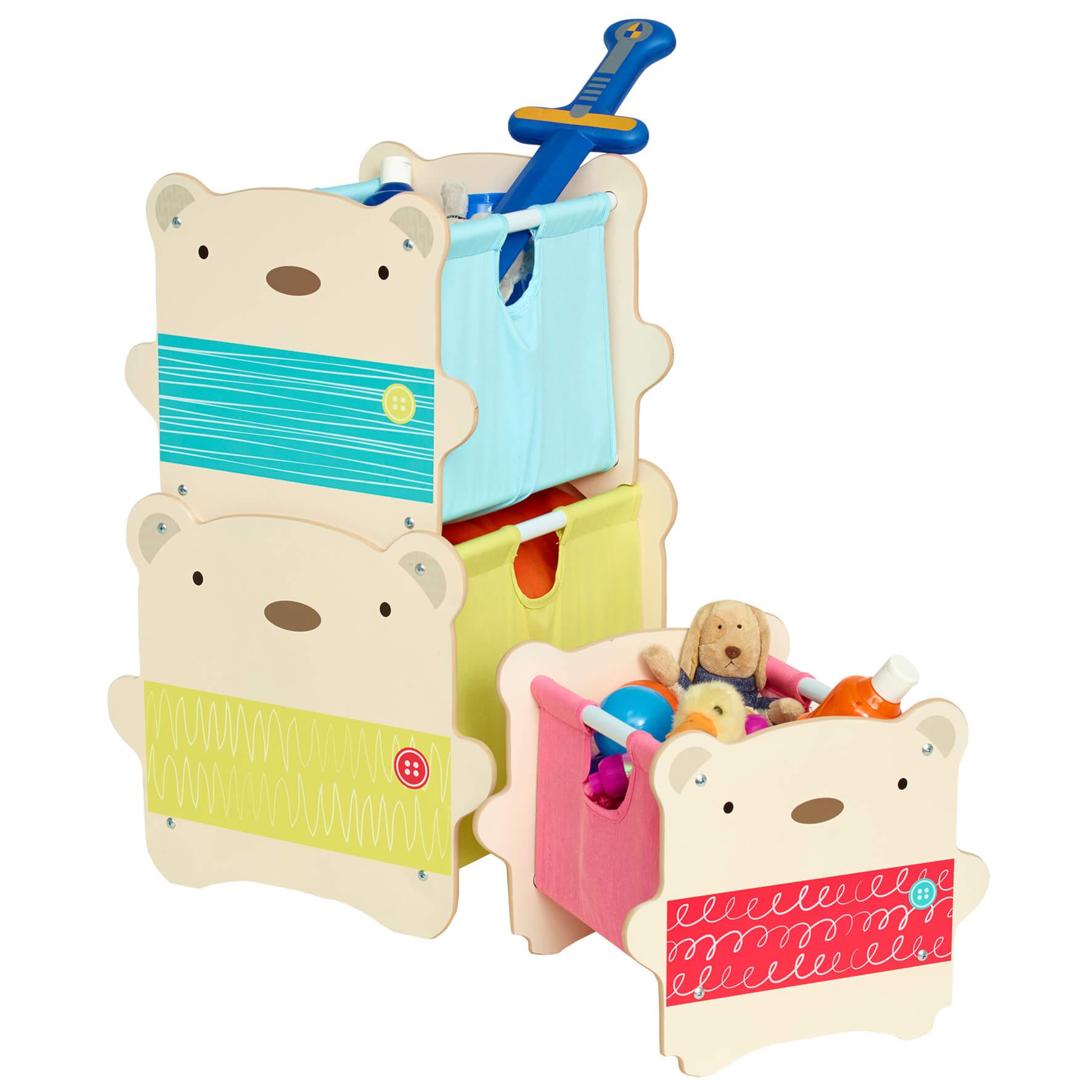 BabyBear Storage Stack 2