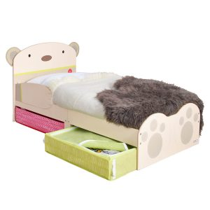BabyBear Toddler Bed With Underbed Storage
