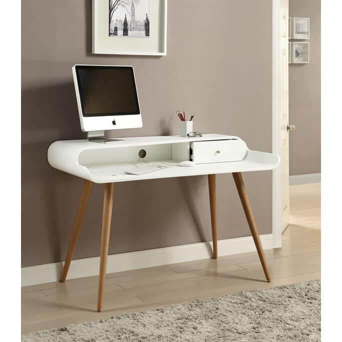 Bergen Scandinavian Style Desk 2