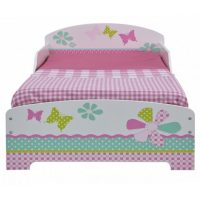 Butterfly Single Toddler Bed