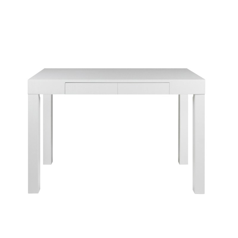 Casey Wooden White Desk