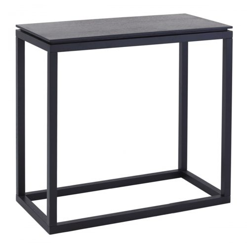 Cordoba Modern Console Table Dark Wenge