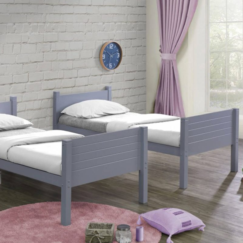 Dakota Wooden Bunk Bed 5