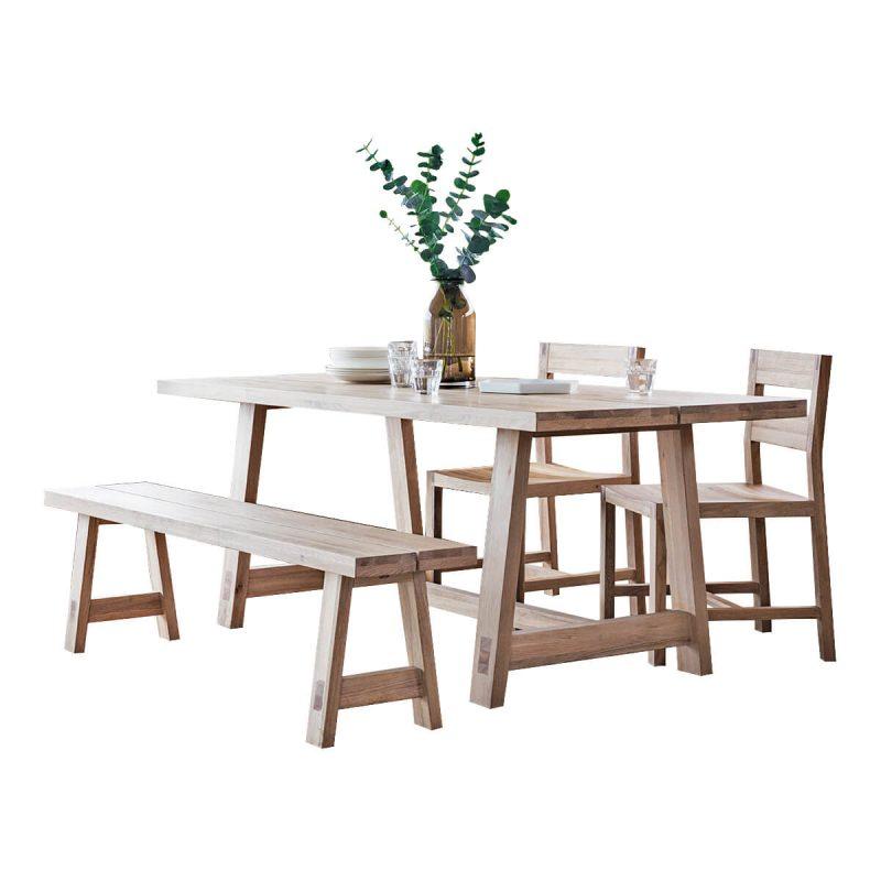 Narrative Solid Oak Dining Set