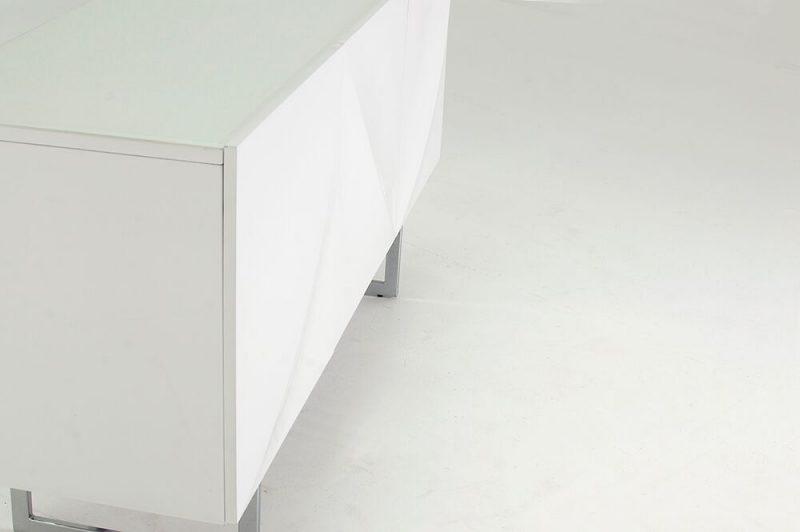 Essence Sideboard White High Gloss 3