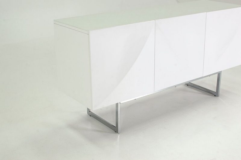 Essence Sideboard White High Gloss 4