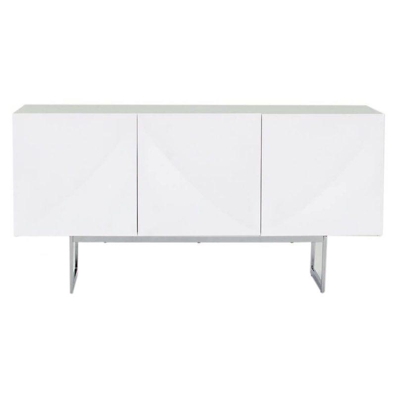 Essence Sideboard White High Gloss
