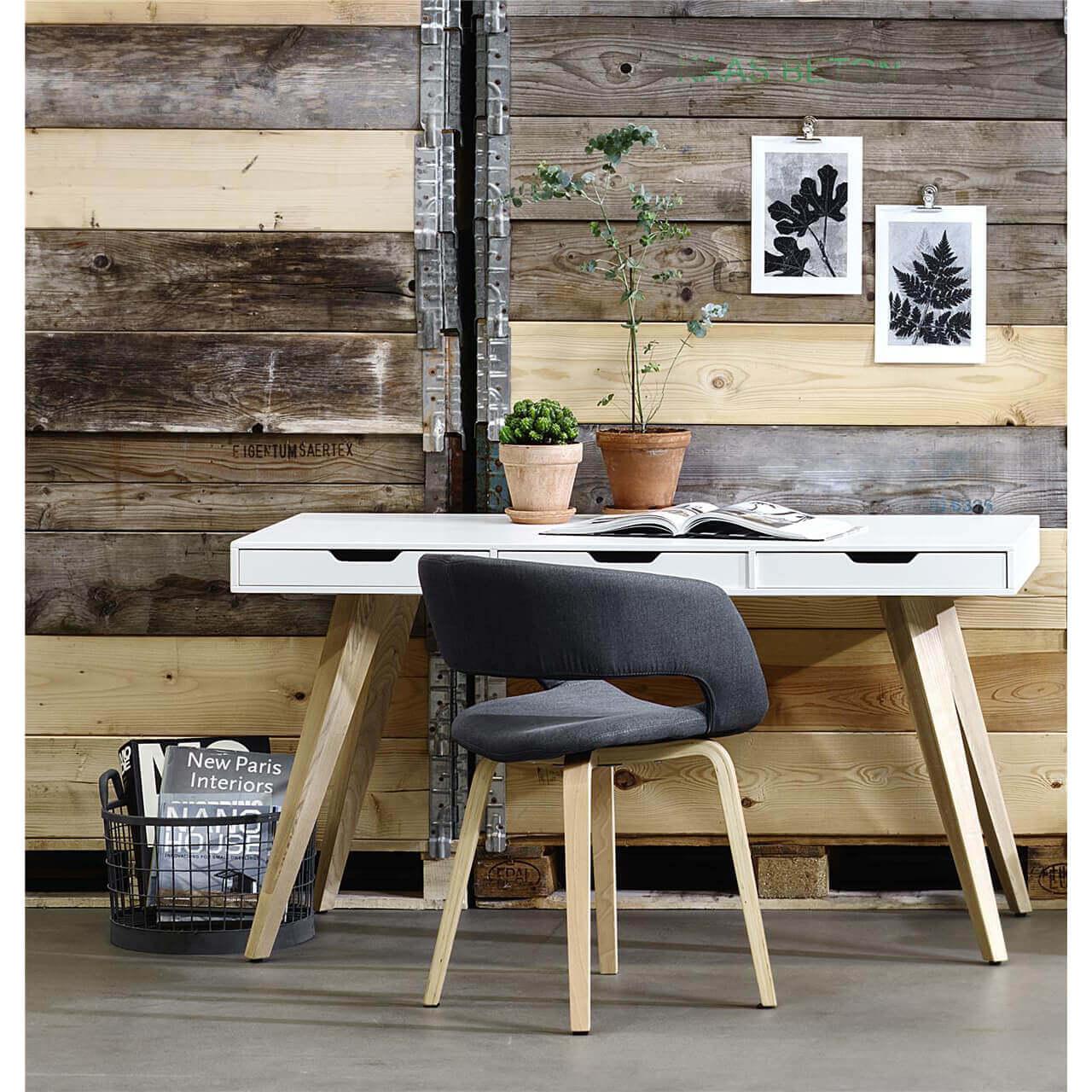 Estelle Scandinavian Style Desk 3