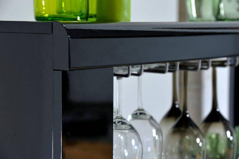 Floyd Black Open Bar Unit 2
