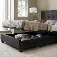 Kaydian Walkworth Ottoman Bed Frame Fabric 2